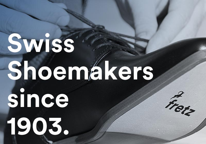 Swiss Shoemakers since 1903